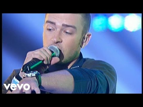 Justin Timberlake - Cry Me A River (Live)
