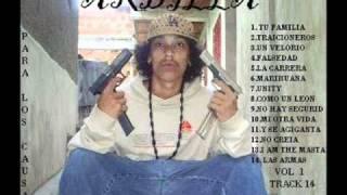 Mc Ardilla: Una pistola ( con letra )