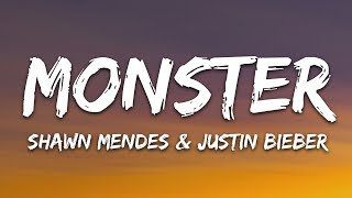 Download Mp3 Shawn Mendes, Justin Bieber - Monster  Lyrics