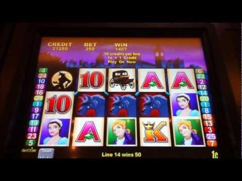Werewolf Slot Machine