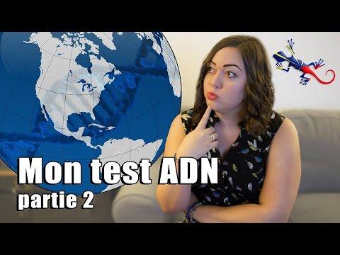 Mon test ADN Ancestry - 2ème partie