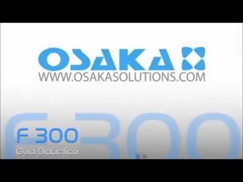 Termostato Digital OSAKA F 300 - Configuración Rápida