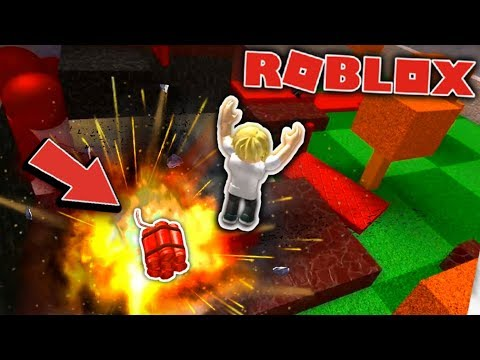 SUPER BOMB SURVIVAL! (Roblox Party Game)