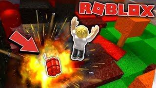 SUPER BOMB SURVIVAL! (Roblox Party Game)