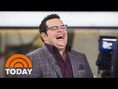 Josh Gad Jokes, 'Murder On The Orient Express' Was Going To Be A Cartoon  TODAY