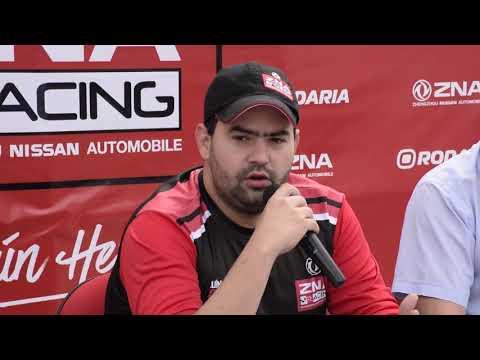 ZNA Racing Joaquín Herrera RODARIA