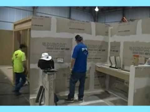 Coverings 2011 Installation Showcase Usg Durock Youtube
