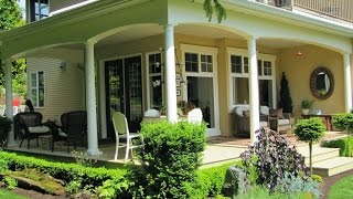 Front Porch Ideas to Add More Aesthetic Appeal to Your Home