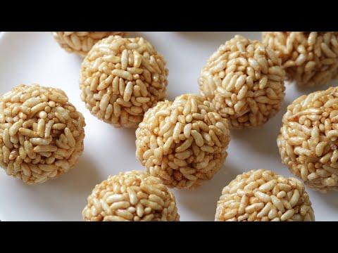 Borugu muddalu recipe murmura laddu puffed rice laddu recipe