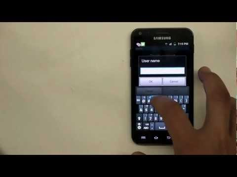 Getting Started with OSTel Secure Mobile Calling