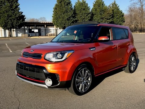 2017 Kia Soul Turbo – Redline: Review