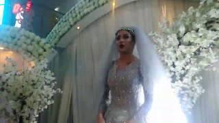 وداع يا دنيا وداع على الى باع و مكملشى 😆 العروسة قلبت الفرح♥️