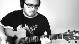Ry Jones - Christina Perri - A Thousand Years (Guitar Cover) Instrumental