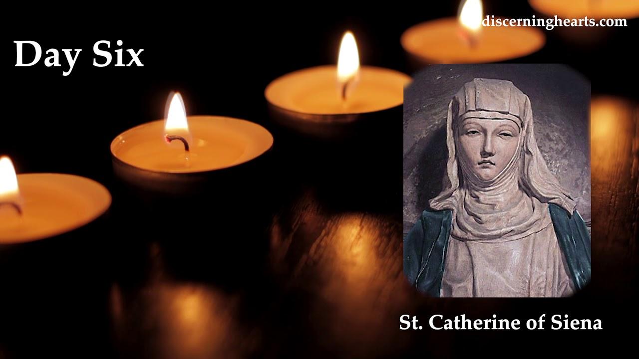 Novena to St. Catherine of Siena - Day Six - YouTube
