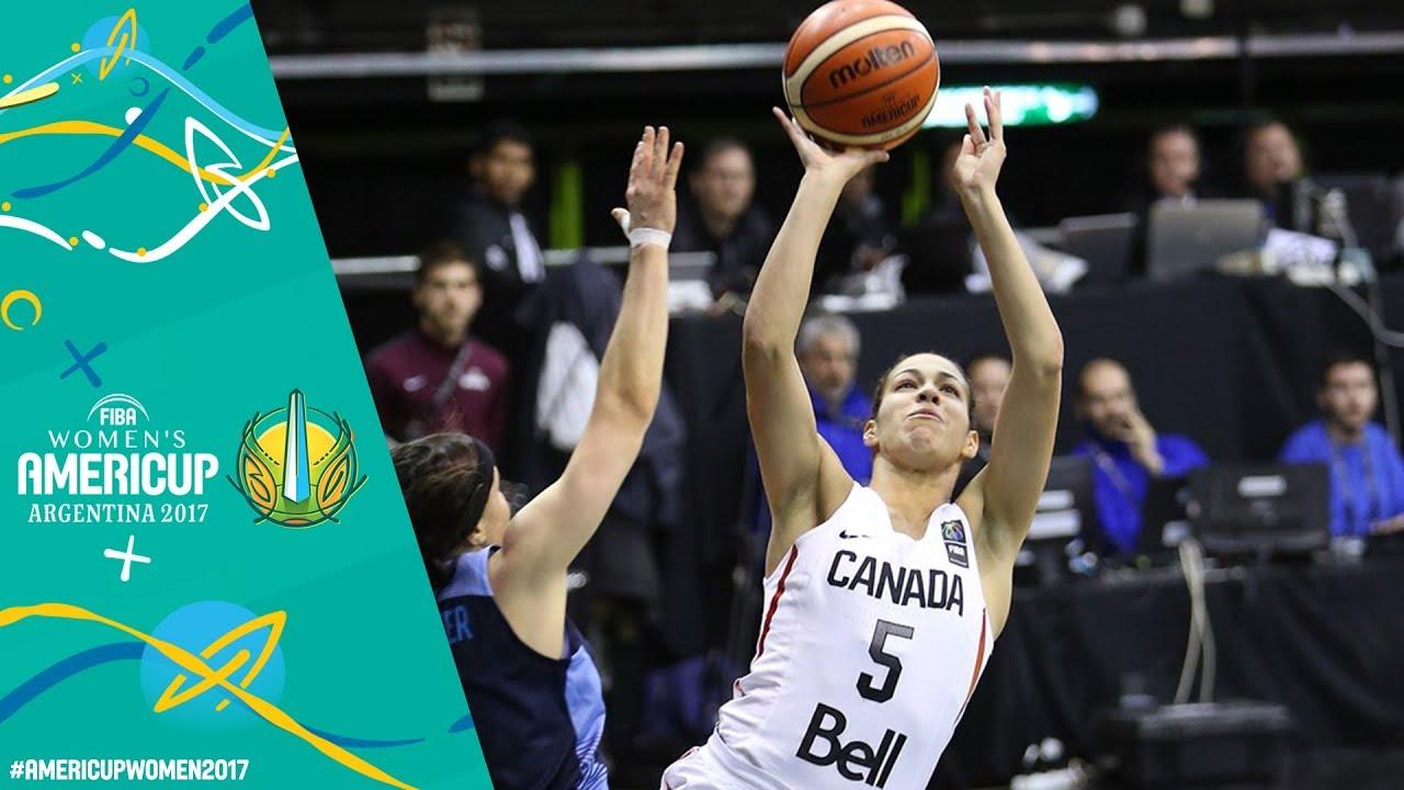 Argentina v Canada - Full Game - Final