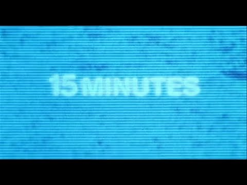 15 Minutes - Bande Annonce