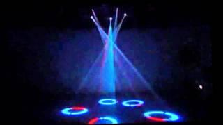 LED Moving Head Spot 30W