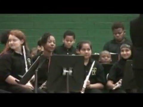 Greenwood Middle School 2015 Christmas Band Concert