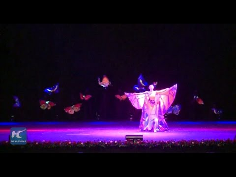 "Chinese spectacle, ""My Dream"", continues in Panama"