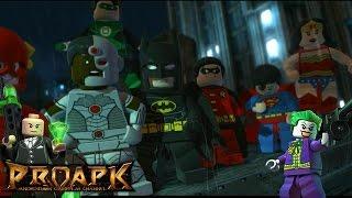 LEGO Batman: DC Super Heroes - Gameplay Video 7