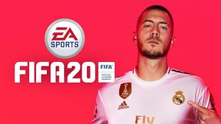 FIFA 20 Android Offline 800MB PS4 Camera Best Graphics New Update Apk+obb