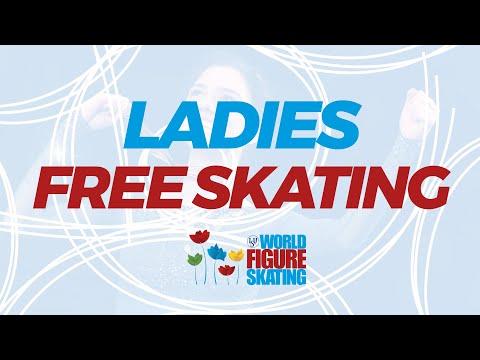 Ladies Free Skating | 2017 ISU World Figure Skating Championships Helsinki FIN | #WorldFigure