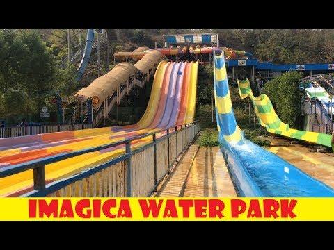 Imagica Amusement Park || Aqua Imagica || 1080p || Apple Ipad
