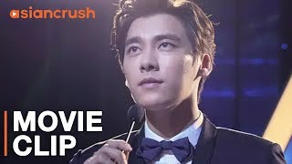 Her famous ex-boyfriend is her new client | Clip from 'Fall in Love like Star'