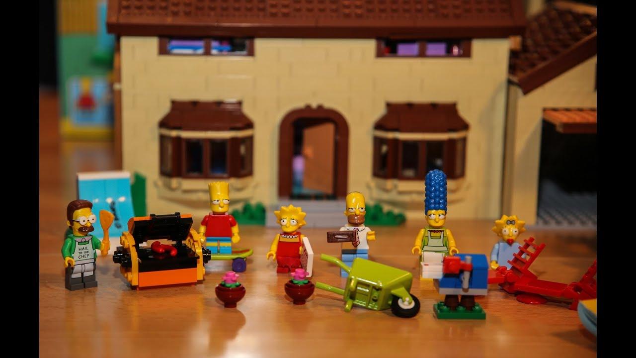 maxresdefault jpgLego Simpsons House