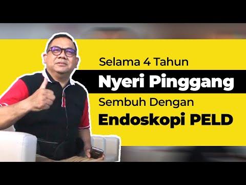 NyeriNyeriSyaraf KejepitNyeriNyeriSyaraf Kejepit/ Saraf Terjepit Jangan Takut Tindakan Endoscopy..