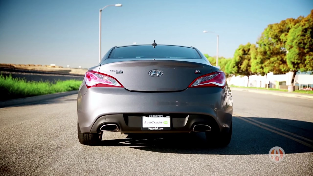 2016 hyundai genesis coupe 5 reasons to buy autotrader [ 1280 x 720 Pixel ]