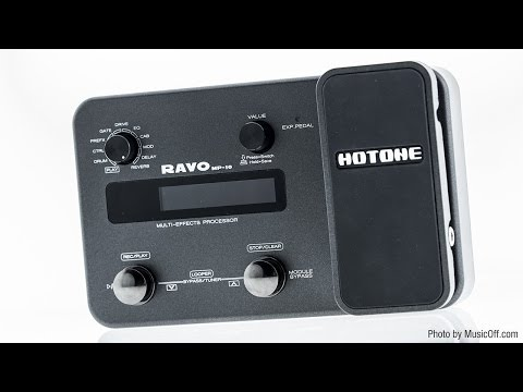 Hotone Ravo MP-10 Video Test