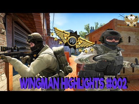 WINGMAN Highlights 002  CSGO  Phoenix
