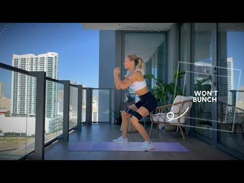 Top Hip and Glute Exercises with the Adjustable Hip Band / Circle from Core Prodigy