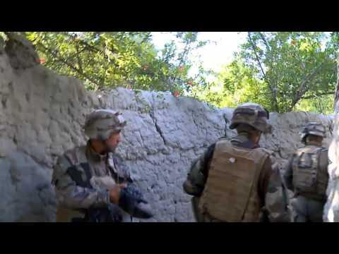 15/06/11 - Surobi - Immersion avec un chef de groupe d'infanterie