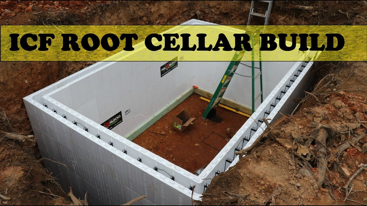 Download ICF ROOT CELLAR BUILD