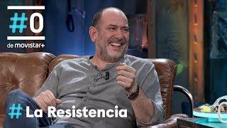 LA RESISTENCIA - Entrevista a Karra Elejalde | #LaResistencia 03.10.2019