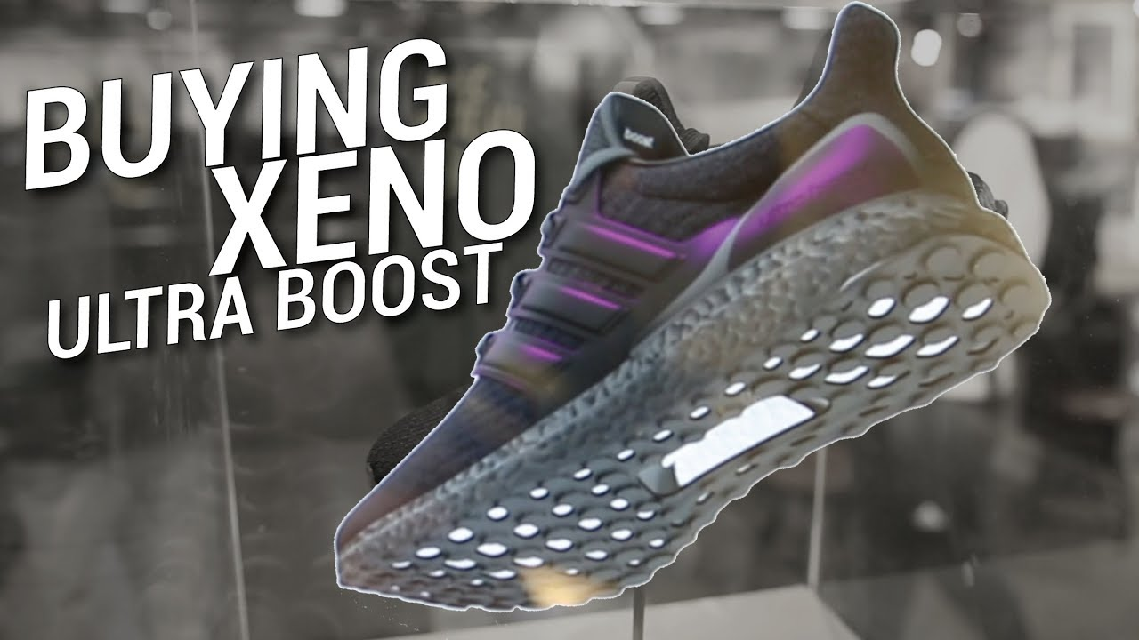 Buying MiAdidas Xeno Ultra Boost!!