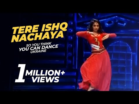 So You Think You Can Dance Ukraine - Bollywood Dance By Ridy Sheikh