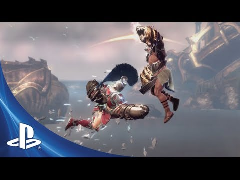 God of War: Ascension - Badass Moments - Ares C-C-C-Combo