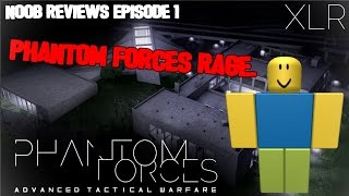 Roblox: Noob Reviews Ep. 1 - Phantom Forces