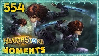 And Another One! And Another One! | Hearthstone Daily Moments Ep. 554