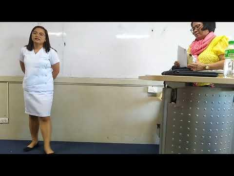 FIRST DAY CLASS : MAKATI HYMN