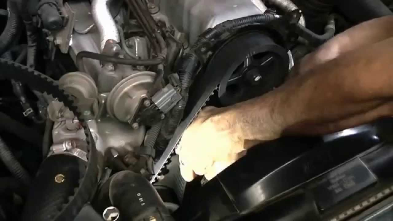 Do it yourself replace timing belt youtube asfbconference2016 Choice Image