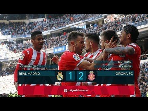 Download Real Madrid vs girona (1-2) highlights 2019