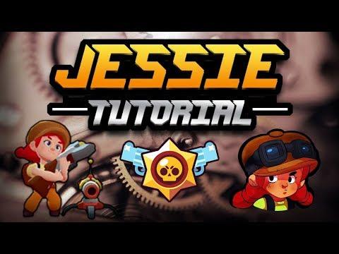 Jessie – Advanced HowTo Tutorial Brawl Stars