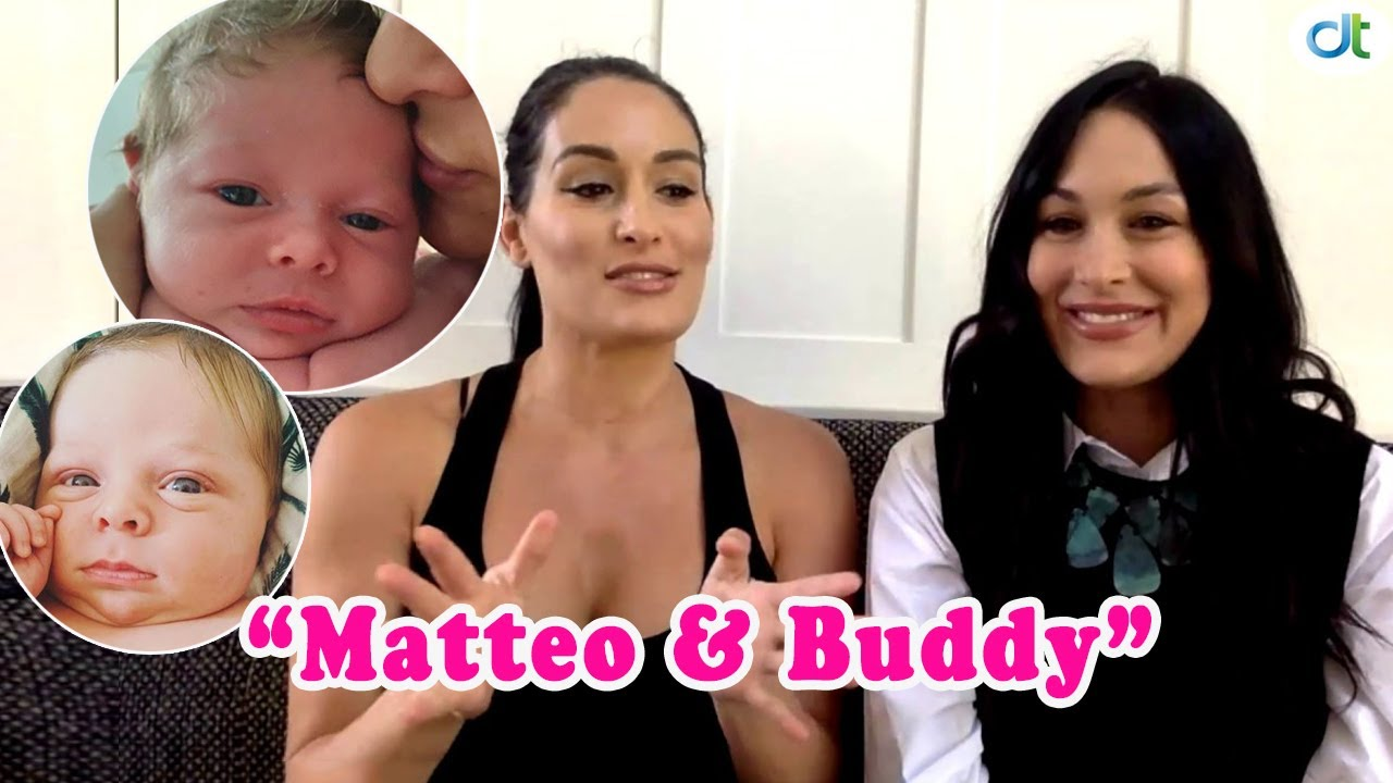 Nikki and Brie Bella reveal the real meaning behind name ...