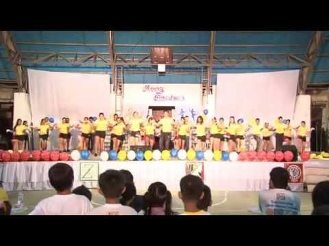 TCMICChristmas Party 2013  Dance Contest part 02