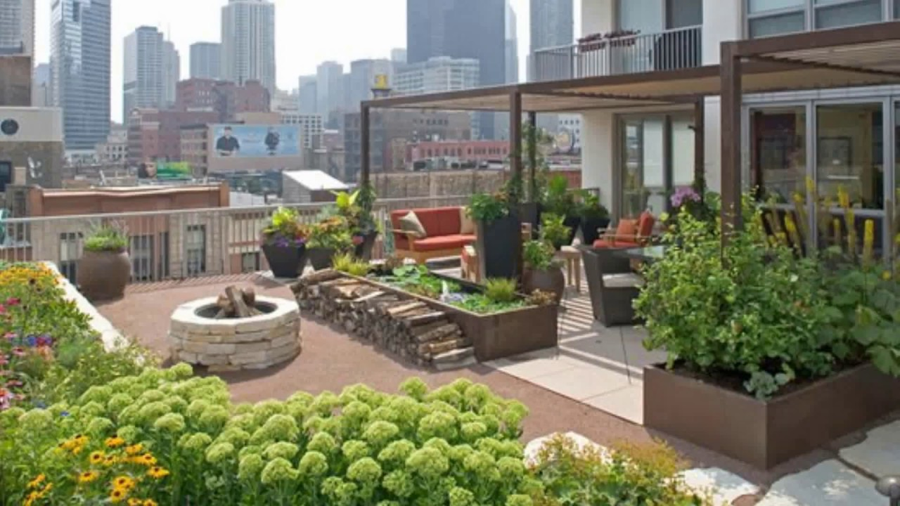 City garden design ideas diy raised gardening vegetables for Garden design ideas 2018