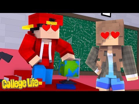 ROPO IS DATING A TEACHER?! | Minecraft College Life |  Little Kelly